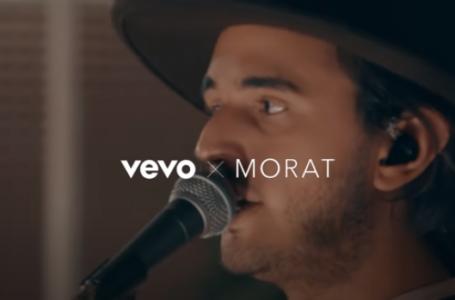 Morat – Acuérdate De Mí (Live) | Vevo X