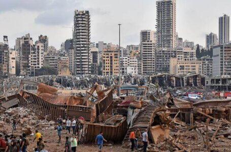 Líbano cuenta a sus muertos en Beirut y recibe a Macron